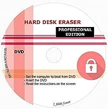 Seifelden 2019 Professional Hard Drive Eraser / Wiper CD Disc Disk 32/64Bit [Windows - Linux - Mac] ⭐⭐⭐⭐⭐