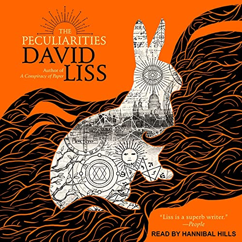 The Peculiarities Audiobook By David Liss cover art