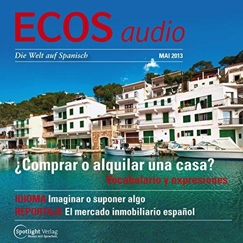 ECOS audio - Comprar o alquilar una casa? 5/2013 Titelbild