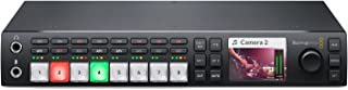 Blackmagic Design ATEM Television Studio HD Interruptor de Video HDMI - Switch de vídeo (HDMI Mini USB Type-B Negro 60 pps 525i625i720p1080i1080p 110-240 V)