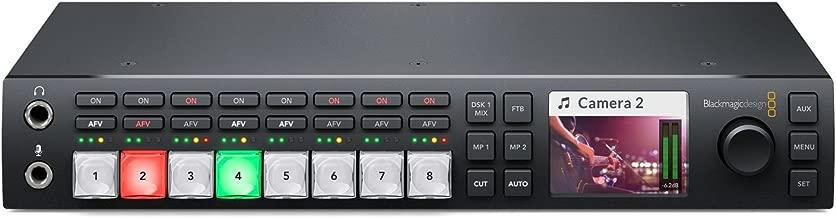 Blackmagic Design ATEM Television Studio HD Live Production Switcher