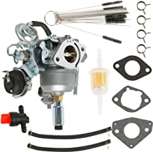 CQYD New 541-0765 Carburetor For Onan Generator 5410765 141-0983 5500 Grand Marquis Gold generator HGJAA HGJAB, With Mounting Gaskets Fuel Filter & Carbon Dirt Jet Cleaner Tool Kit