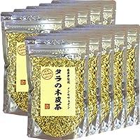 【国産 無農薬 100%】タラの木皮茶 100g×10袋セット 南九州産 ノンカフェイン 巣鴨のお茶屋さん 山年園