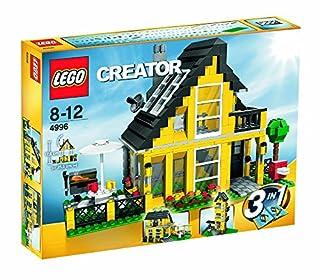 LEGO Creator 4996 - Ferienhaus (B000T718SW)   Amazon price tracker / tracking, Amazon price history charts, Amazon price watches, Amazon price drop alerts