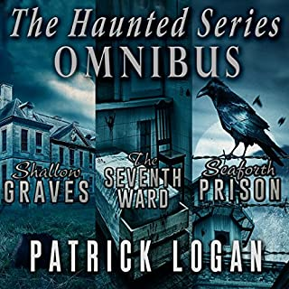 The Haunted Series Omnibus audiobook cover art