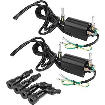 How Does A Suzuki 6 Volt Wiring Work? from m.media-amazon.com