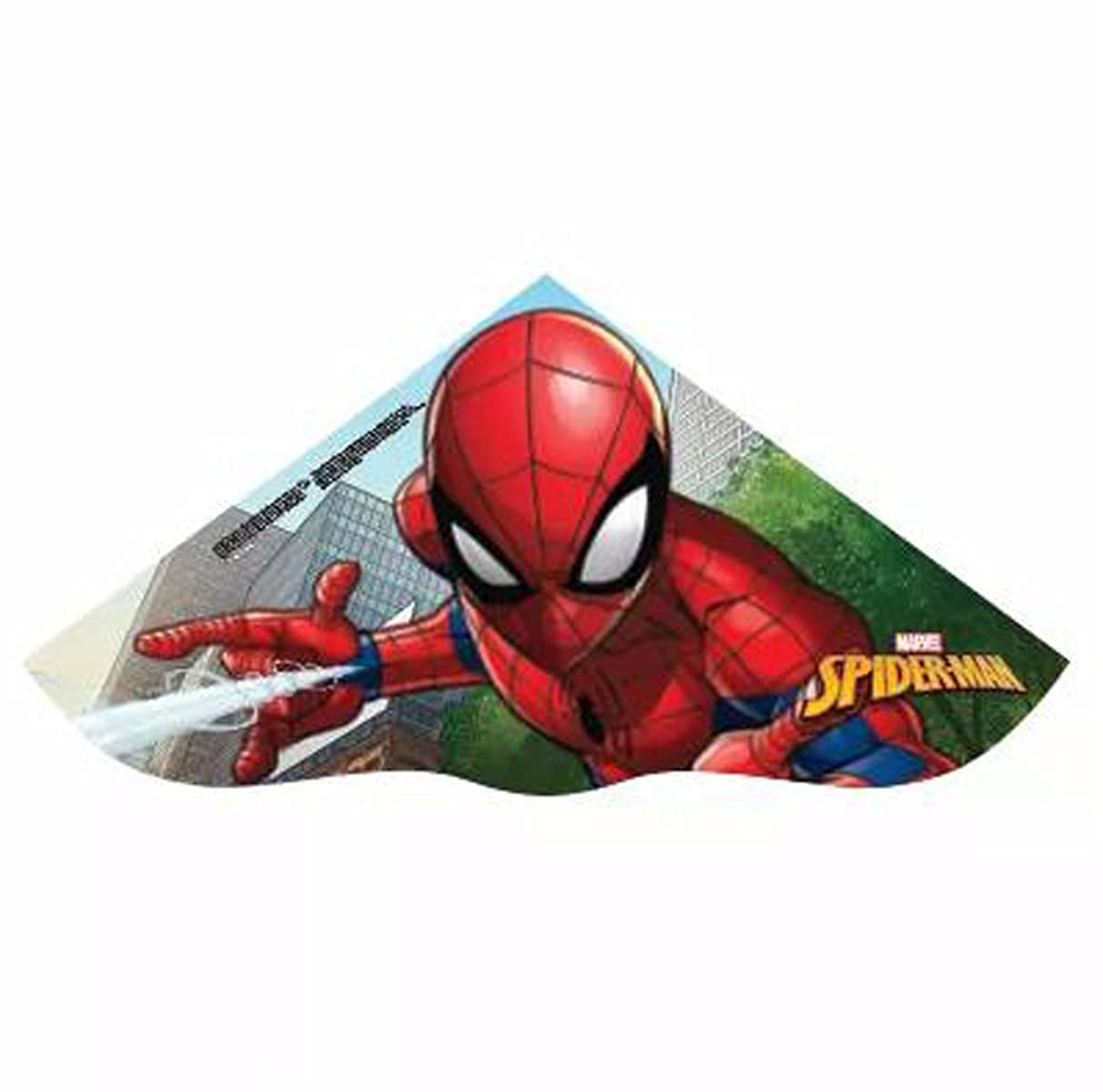 X-Kites Skydelta 42-inches Poly Delta Kite: Marvel Ultimate Spiderman (2018)