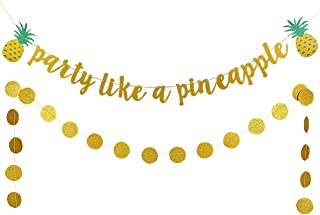 Best party like a pineapple banner Reviews