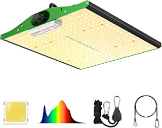 VIPARSPECTRA Newest Pro Series P1000 LED Grow Light with Upgraded SMD LEDs, Full Spectrum and Dimmable Function for Hydrop...
