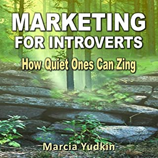 Marketing for Introverts audiobook cover art