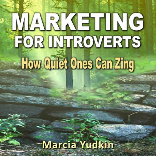 Marketing for Introverts cover art