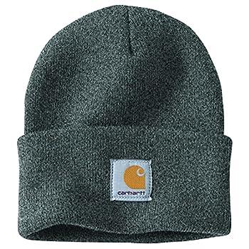 Carhartt Watch Hat Bonnet de Travail, Gris foncé, Coal Heather, OFA Mixte
