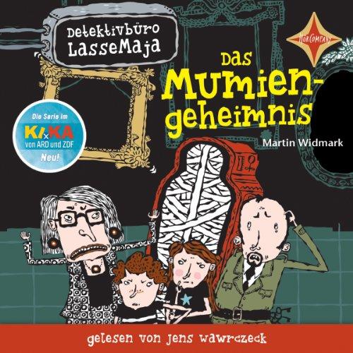 Das Mumiengeheimnis (Detektivbüro LasseMaja 2) Titelbild