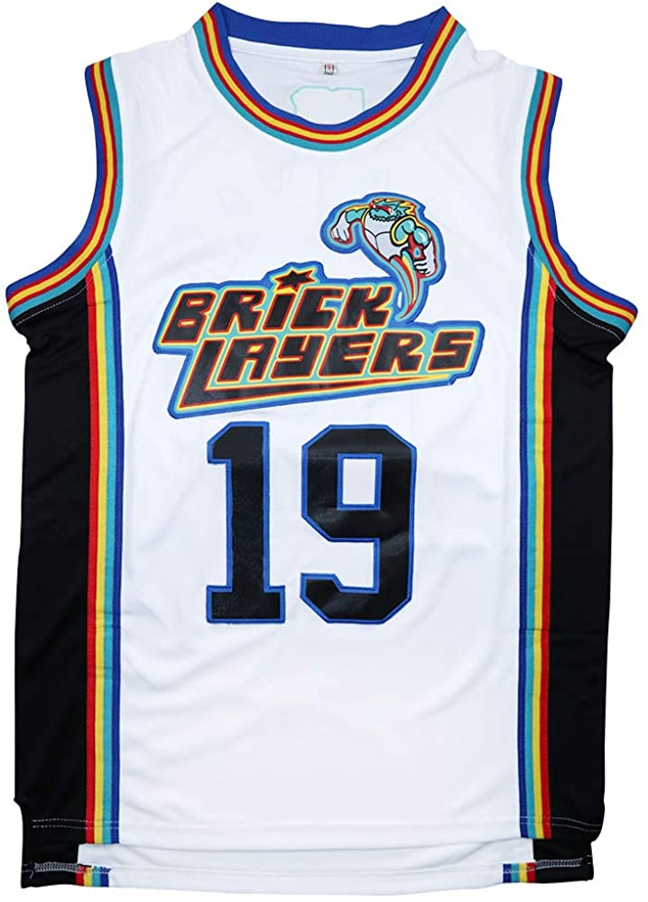 Micjersey Aaliyah #19 Bricklayers MTV Jock Jer N Max 57% OFF Opening large release sale Rock Basketball