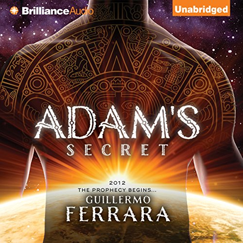 Adam's Secret audiobook cover art
