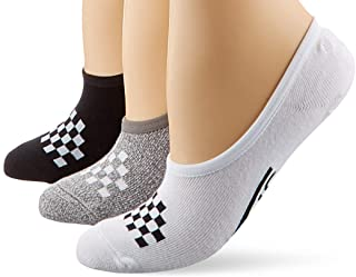 3 Pack Check Liner Womens Socks Multi, 9