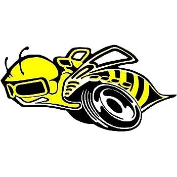 Coolandi D-BEE 2X Metal Caliber Magnum Charger Challenger SCAT PACK Super Bee Emblem Badge Sticker Decal Metal