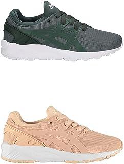 Official Brand Asics Gel Kayano Evo Trainers Juniors Girls Shoes Sneakers Kids Footwear