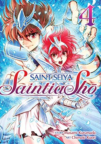 Saint Seiya: Saintia Sho Vol. 4