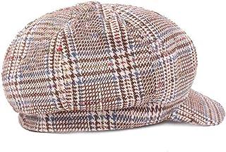 970b350d95488 Kelly Bro Summer Cap Black Grey Herringbone Newsboy Baker Boy Tweed Flat  Cap Mens Gatsby Hat