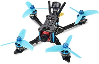 HGLRC Arrow3 4S FPV Drone 1408 3600KV Brushless Motor 45A Blheli32 4 in 1 ESC Caddx Ratel Camera FPV Racing Drone Hobby RC Quadcopters Multirotors ( Frsky XM+ receiver)