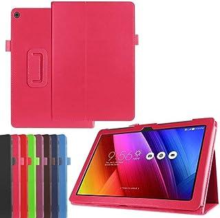 ZenPad 10 Z300M Z300C Z300CG P021 P023 P00Cケースフォリオスタンドレザー極薄スタンドケースカバースリープ/ウェイクアップ機能付きASUS ZenPad 10S Z301M Z301MF Z301ML P...