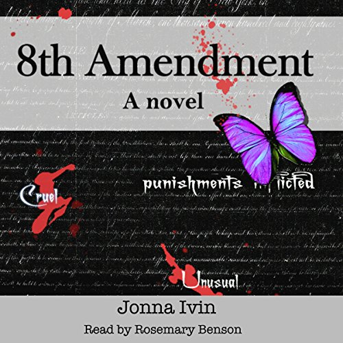 8th Amendment audiobook cover art