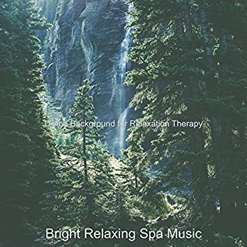 Divine Background for Relaxation Therapy
