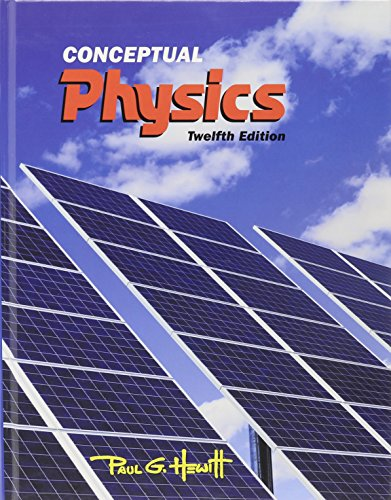 Conceptual Physics & Modified Mastering Physics with Pearson eText - Access Card -- for Conceptual Physics Package (12th Edition)