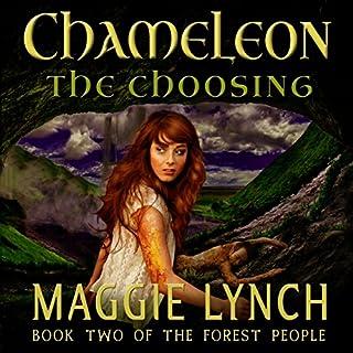 Chameleon: The Choosing audiobook cover art