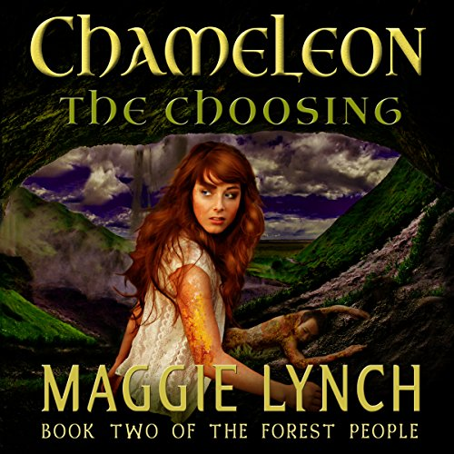 Chameleon: The Choosing audiobook cover art