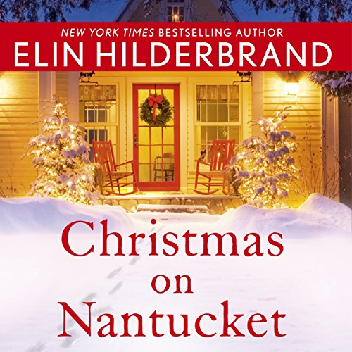 Christmas on Nantucket audiobook cover art