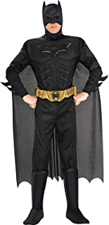 Rubie's The Dark Knight Batman Deluxe Muscle Chest Costume
