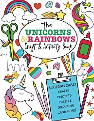 art and craft toys unicorn colouring