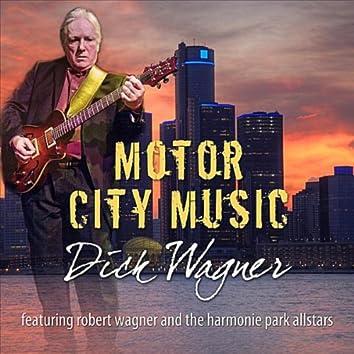 Motor City Music (feat. Robert Wagner and the Harmonie Park Allstars)