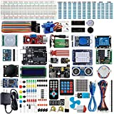 Smraza Ultimate Starter Kit for Arduino R3 Project with Tutorial, 200pcs Components Compatible