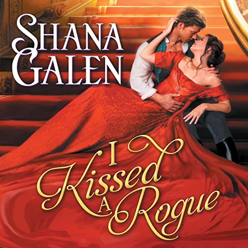 I Kissed a Rogue audiobook cover art