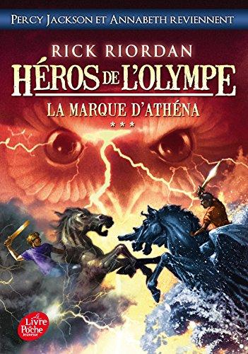 Héros de l'Olympe - Tome 3 - La marque d'Athéna