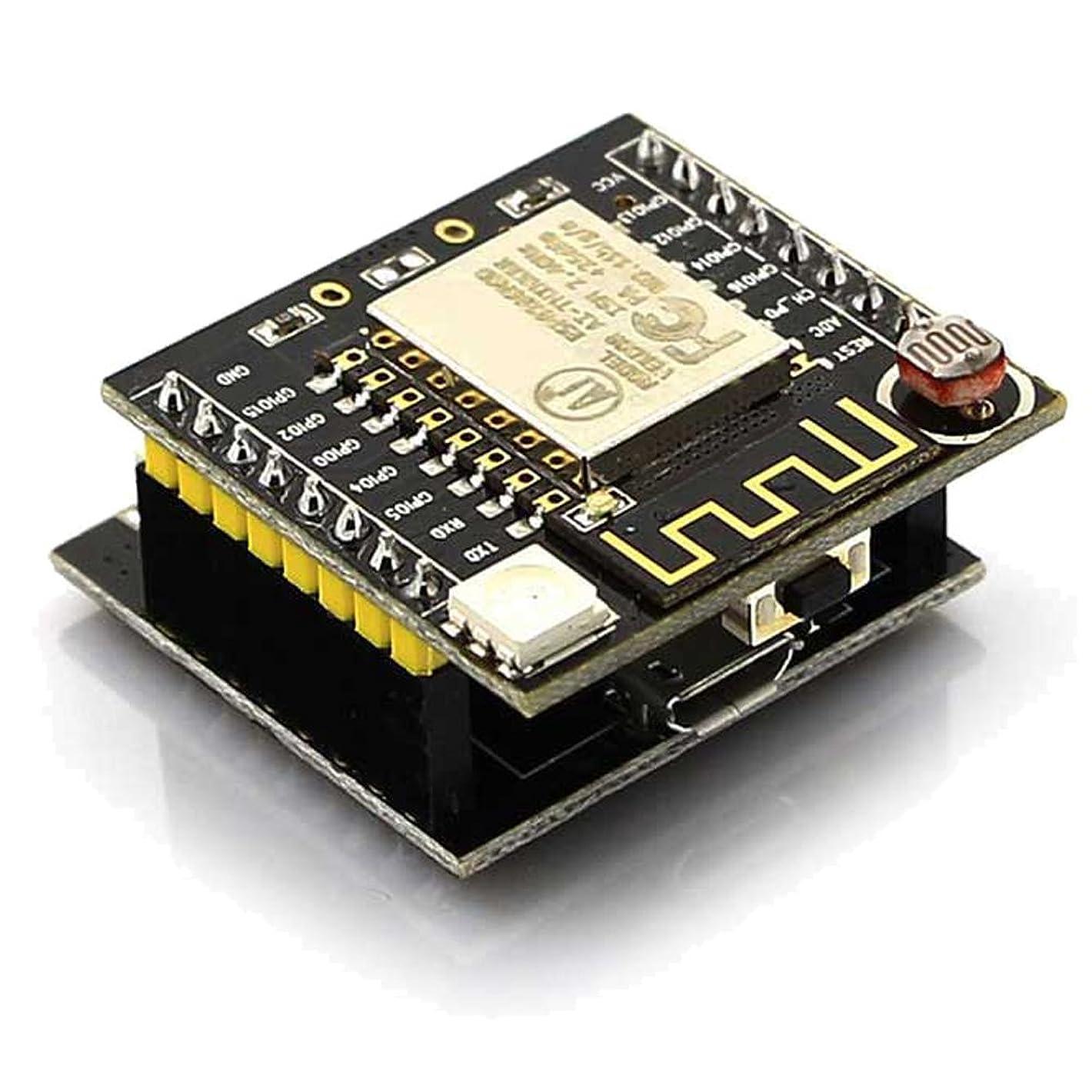 DIY ESP8266シリアルESP-12F Wi-Fi Wittyクラウド開発ボード-ブラック
