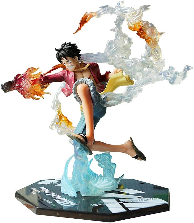 Ein Stück Lu Fei Modell Boxed Statue Realistische Anime Ornament 17,5 cm