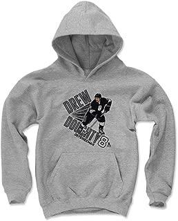 500 LEVEL Drew Doughty Los Angeles Hockey Kids Hoodie - Drew Doughty Point