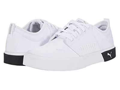 PUMA El Rey II (Puma White/Puma Black) Shoes