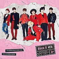 HER (Japanese Version) TYPE-A(+DVD)(ltd.) by Block B (2015-05-27)