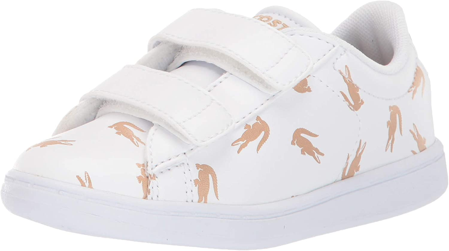 Lacoste Fixed price for sale Unisex-Child Carnaby Now on sale Sneaker Evo