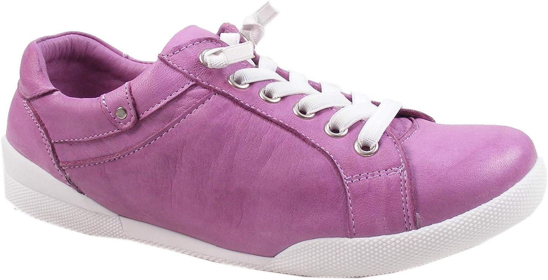 Andrea Conti 0347821 Chaussures /à Lacets Femme