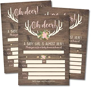 Best blue and gray baby shower invitations Reviews