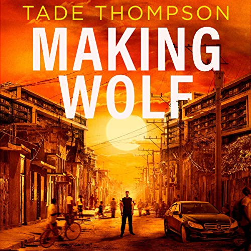 Making Wolf  By  cover art
