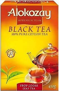 Alokozay Black Tea Leaf - 450 gm