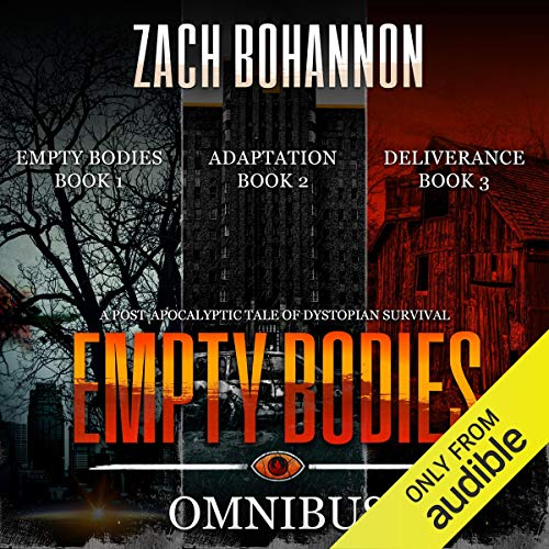 Empty Bodies Box Set, Books 1-3 thumbnail