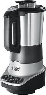 Russell Hobbs Blender Chauffant 1,75L 2en1 Programmable, 8 Programmes Préréglés Soupe, Smoothie, Sauce, etc - 21480-56 Sou...